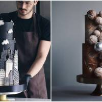 The Modern-Day Wedding Cakes Created By Russian Siblings Are A Visual Treat