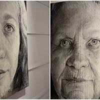 The 3D Oil Portraits Of Spanish Artist Turn Young Faces Into Old And Vice Versa