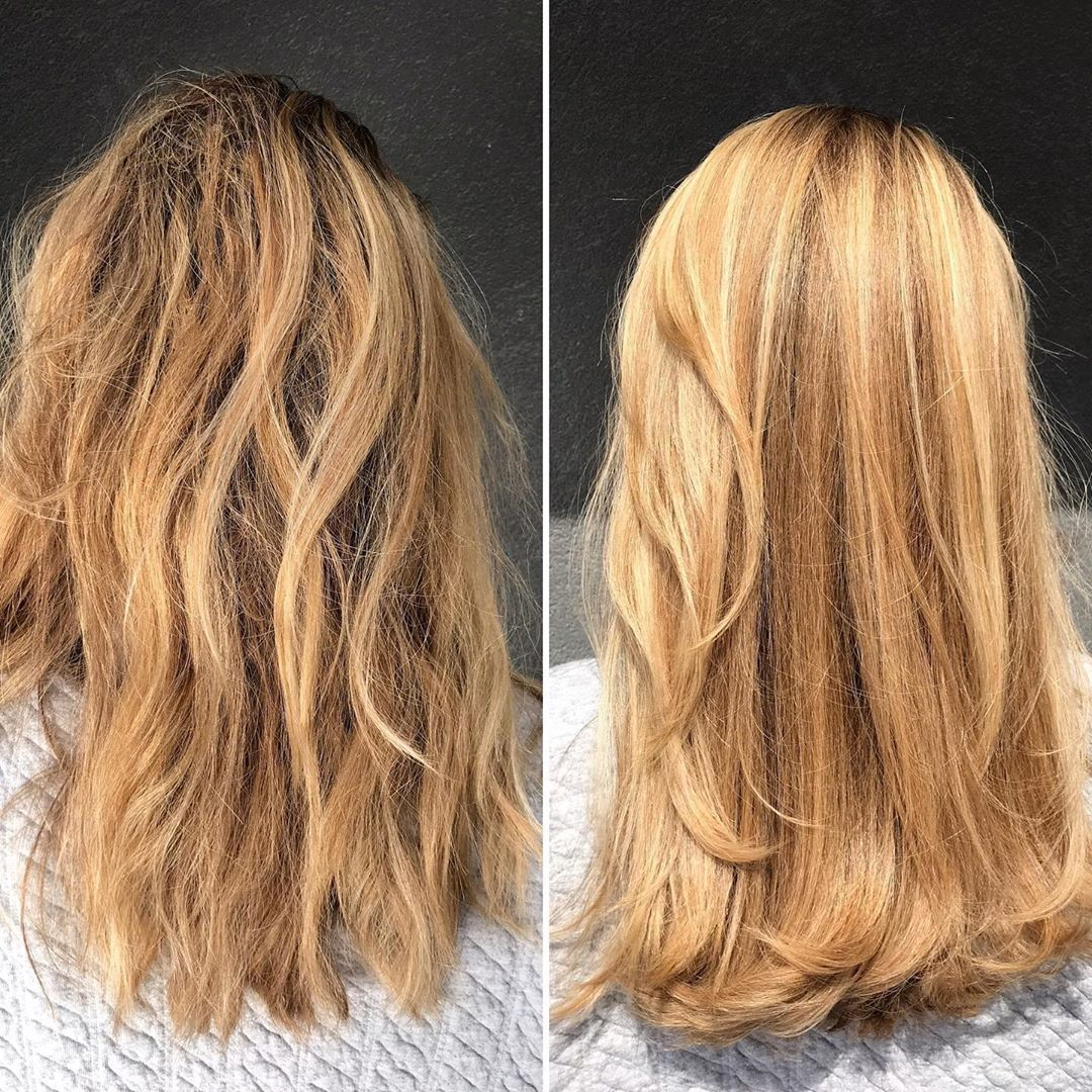 Hairstylist Boosts Her Clients' Self-Esteem By Choosing The Most Appropriate Hairstyles Image 9