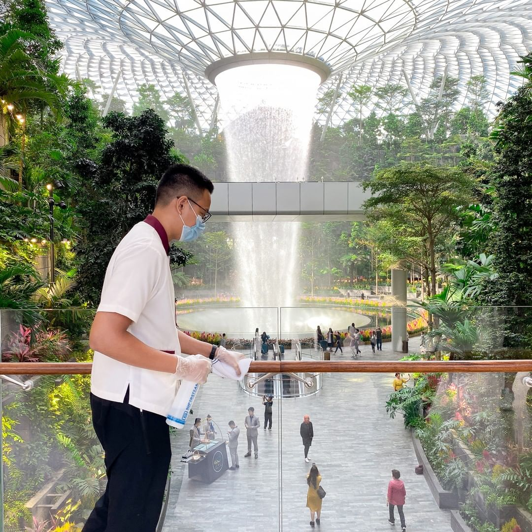 Jewel Changi Airport – The Nature Themed International Airport 10