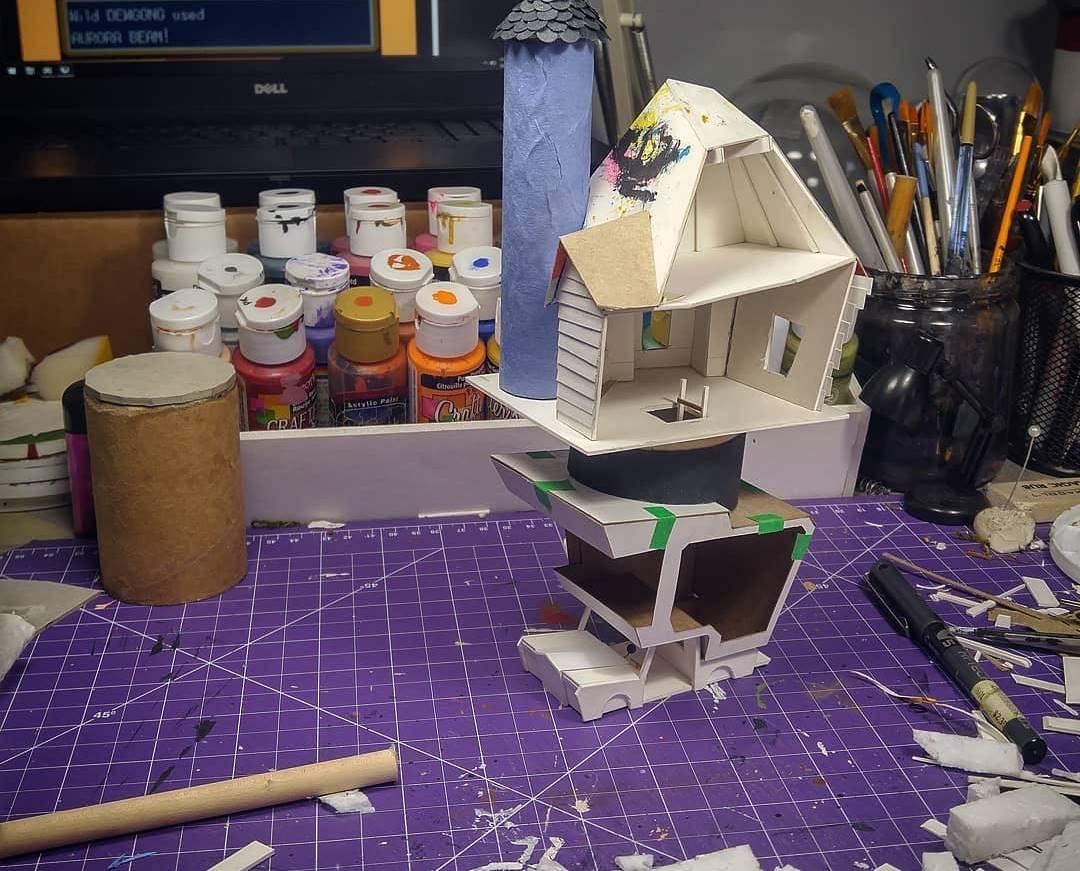 Model Maker Displays A Remarkable Eye For Detail In Making Adorable Miniature Models 6