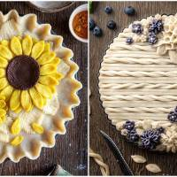 Pie-Maker Creates Incredible Works Of Edible Art That Leaves Viewers Drooling