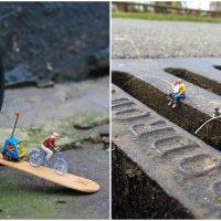 Miniature Artist Infuses Feelings and Emotions in Miniature Art
