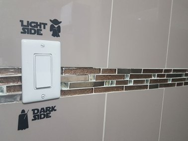 Fun light switches