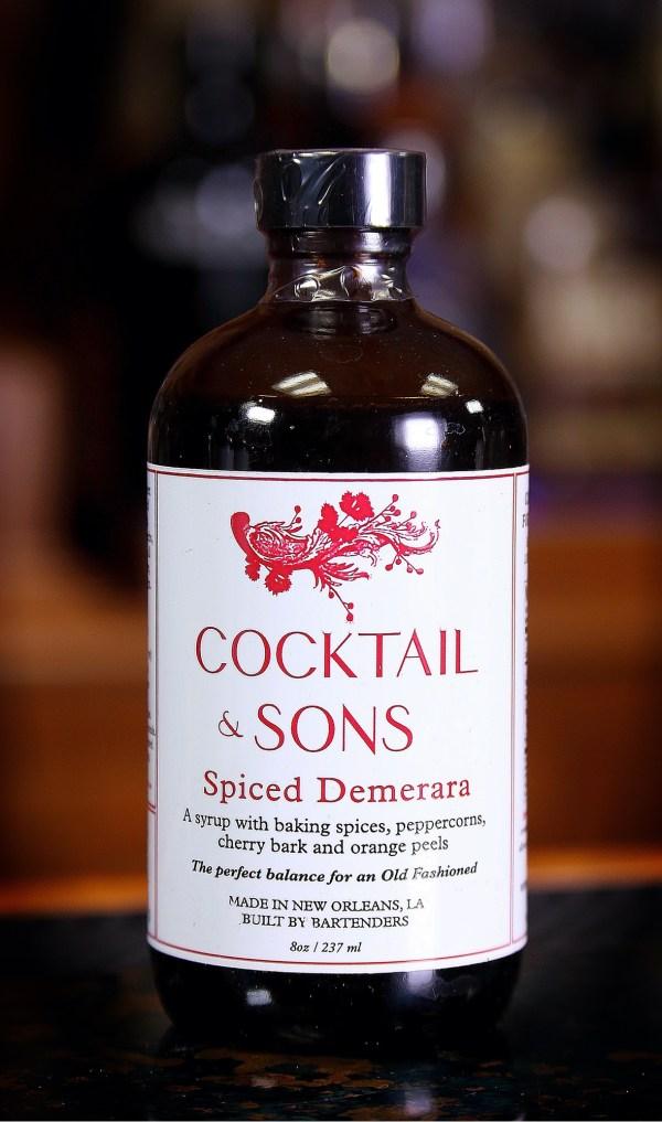 Cocktail & Son's Spiced Demerara