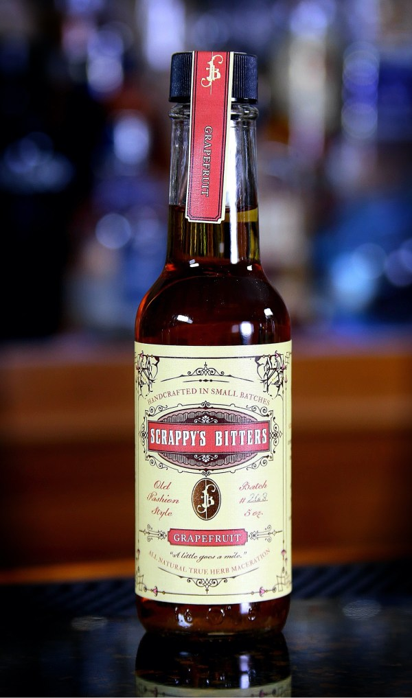 Scrappy's Grapefruit Bitters