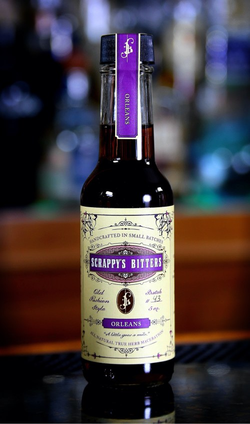 Scrappy's Orleans Bitters