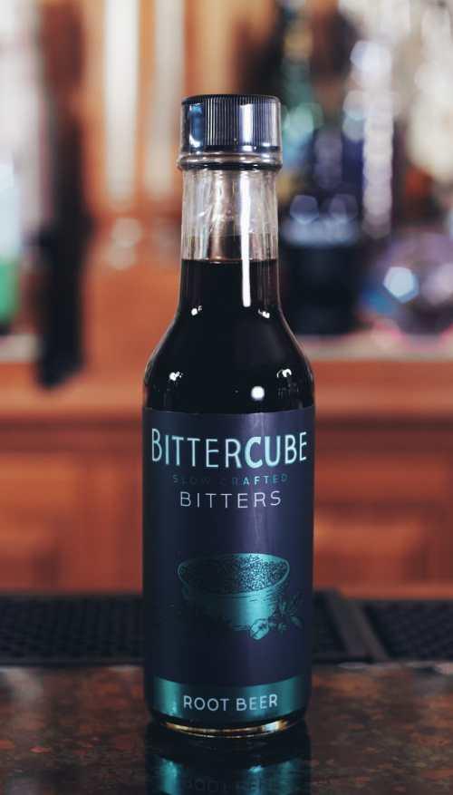 Bittercube Root Beer Bitters
