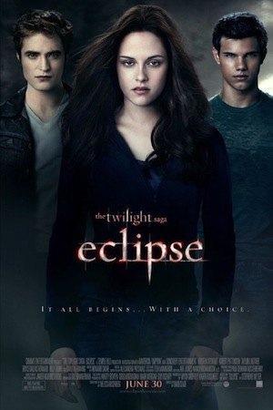 Twilight: Eclipse Poster