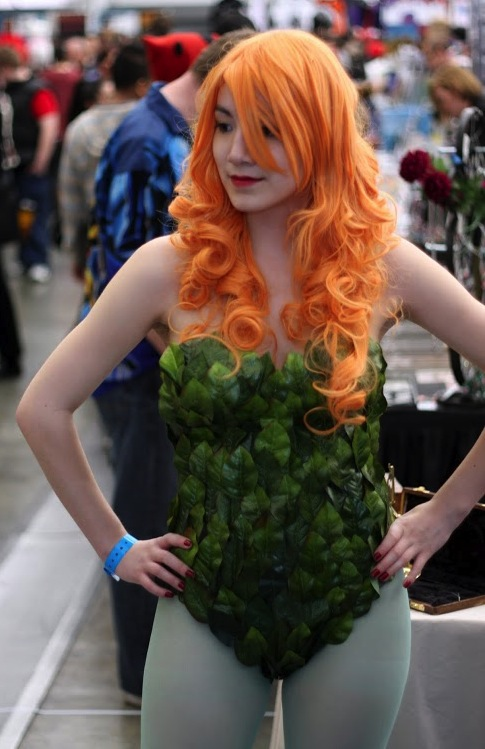 FanExpo Poison Ivy