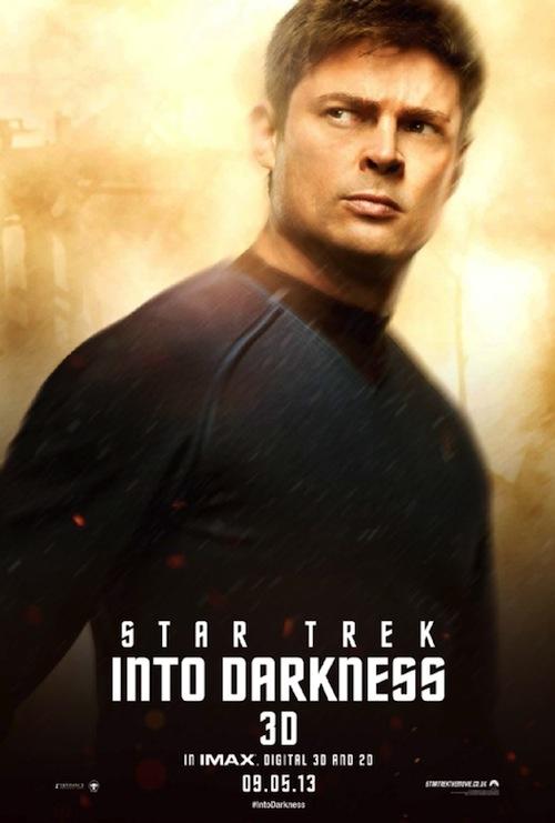 Star Trek Into Darkness Karl Urban