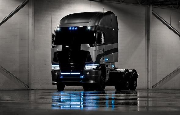 Transformers Freightliner