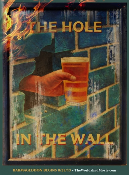 The World's End The Hole in the Wall
