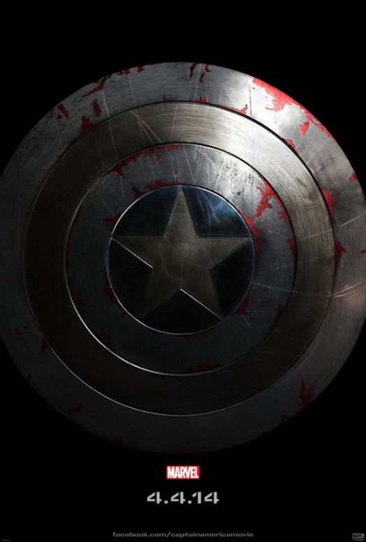 Captain America: The Winter Soldier Teaser Poster