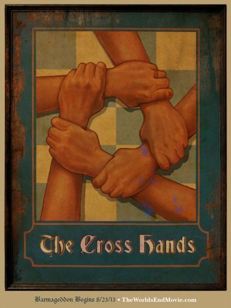 World's End The Cross Hands