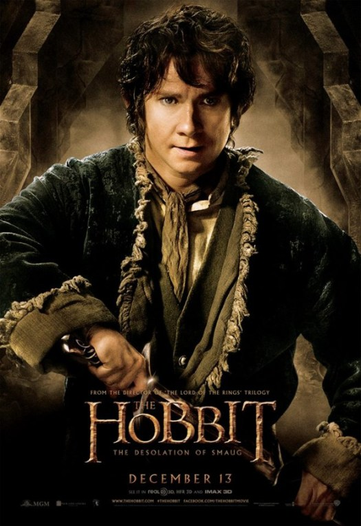The Hobbit: The Desolation of Smaug - Bilbo