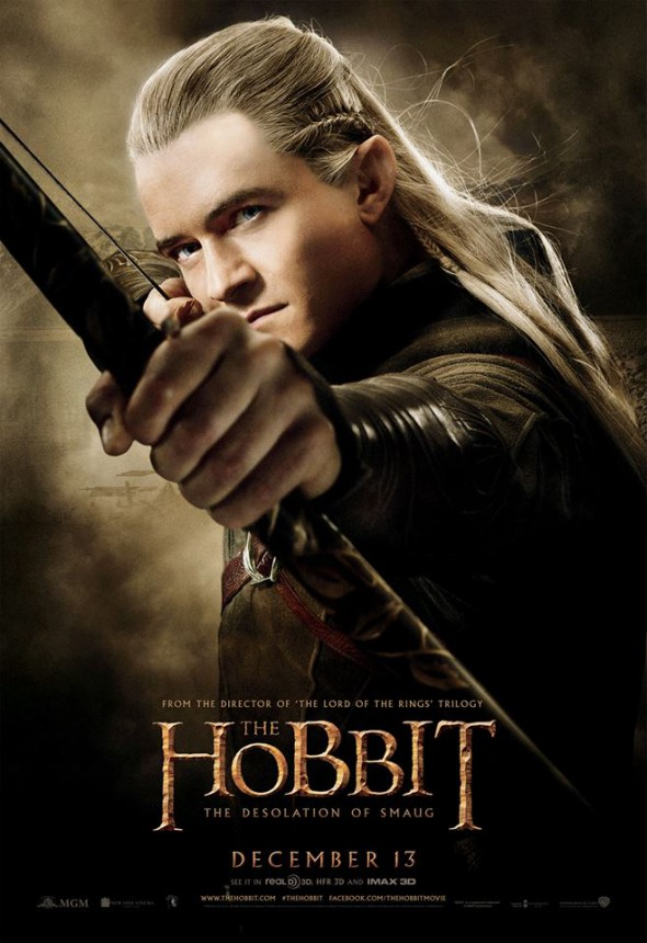 The Hobbit: The Desolation of Smaug - Legolas