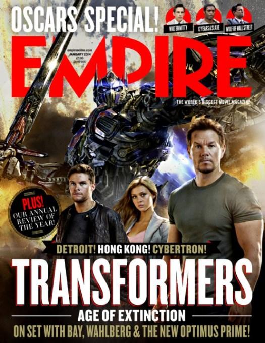 Transformers Empire Magazien