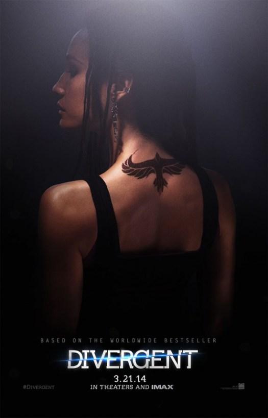 Divergent Maggie Q as Tori