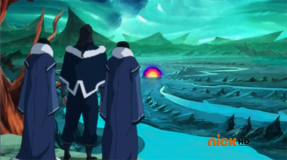 lok s02e09_3 Unalaq Twins Spirit World
