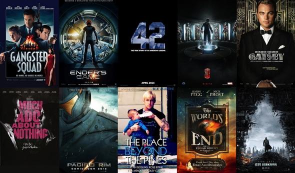 Most Anticipated 2013