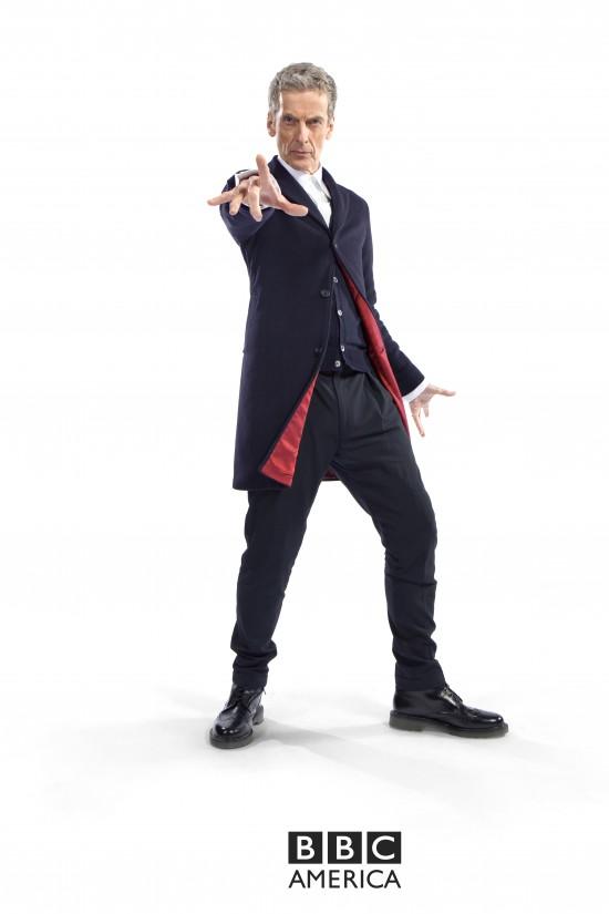 Docotr Who Capaldi