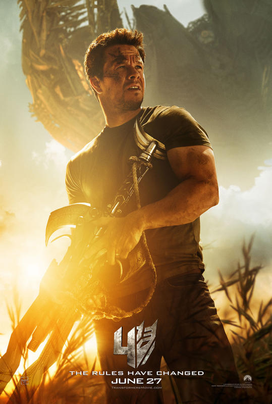 Transformers: Age of Extinction Mark Wahlberg