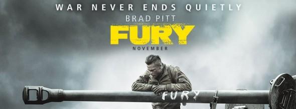 Fury / Brad Pitt