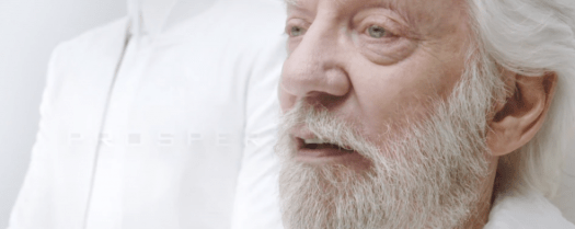 The Hunger Games / Donald Sutherland
