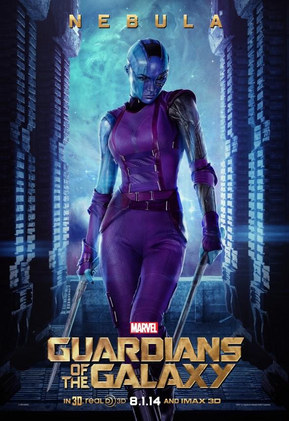 Guardians of the Galaxy / Nebula