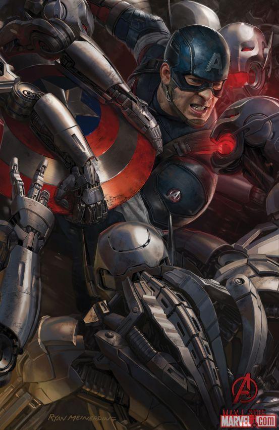 Avengers: Age of Ultron / Captain America
