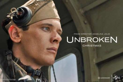 Jack O'Connell / Unbroken