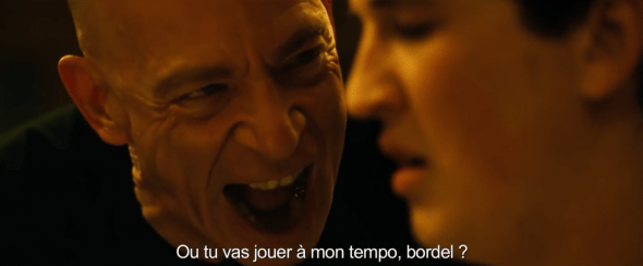 Whiplash / J.K. Simmons