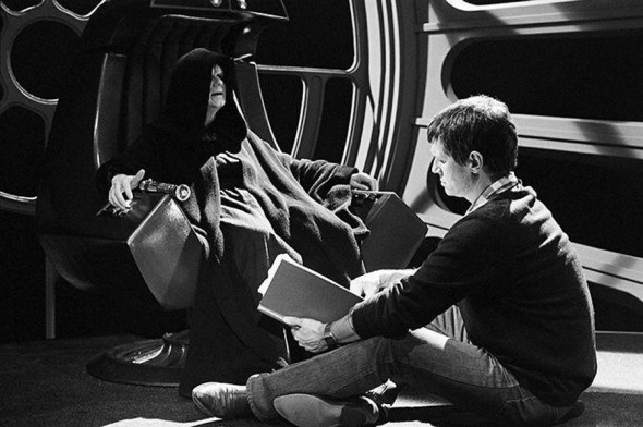 Jedi Behind scenes 1