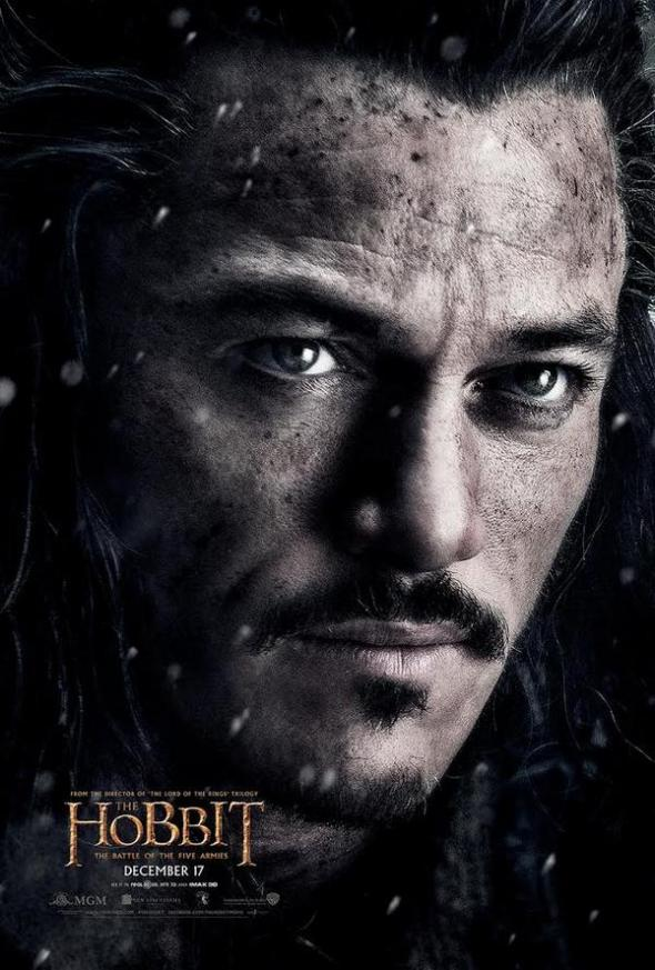 The Hobbit: The Battle of Five Armies / Bard / Luke Evans