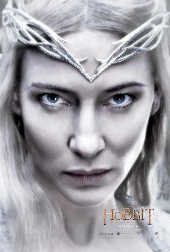 The Hobbit: The Battle of Five Armies / Galadriel / Cate Blanchett
