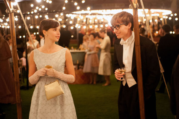 Felicity Jones + Eddie Redmayne / The Theory of Everything