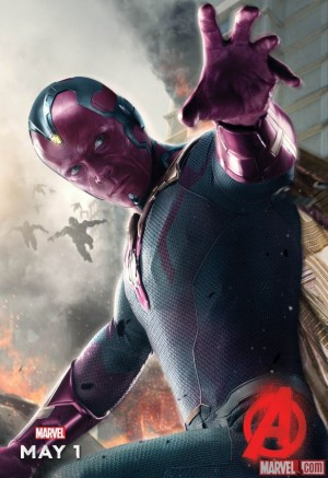 Avengers: Age of Ultron / Vision