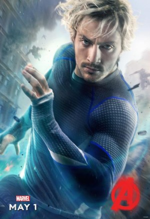 Avengers: Age of Ultron / Quicksilver