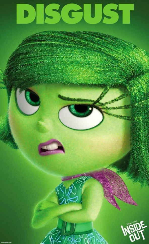 Inside Out / Disgust