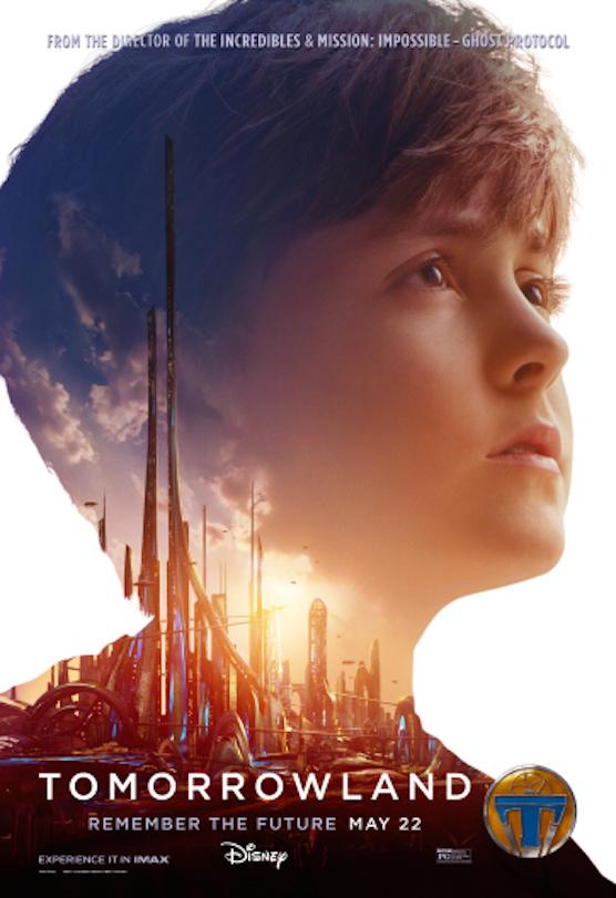 Tomorrowland / Thomas Robinson