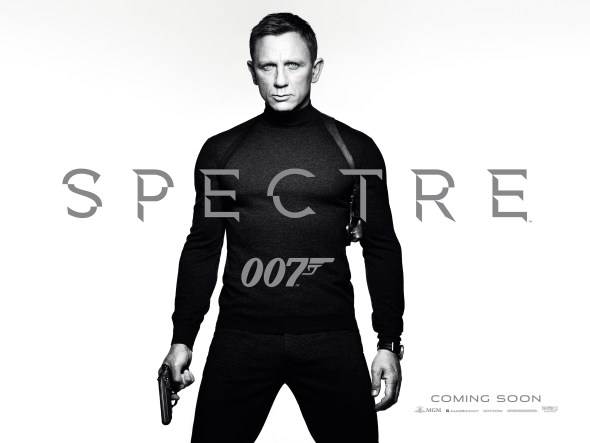 James Bond / Spectre / Daniel Craig