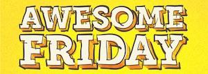Awesome Friday Logo 300x108