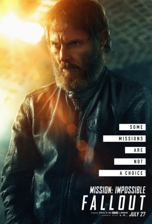 Mission: Impossible - Fallout; Sean Harris