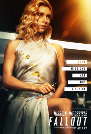 Mission: Impossible - Fallout; Vanessa Kirby
