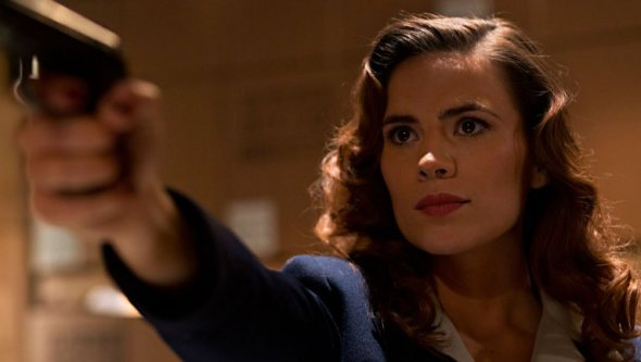 Haley Atwell / Agent Carter