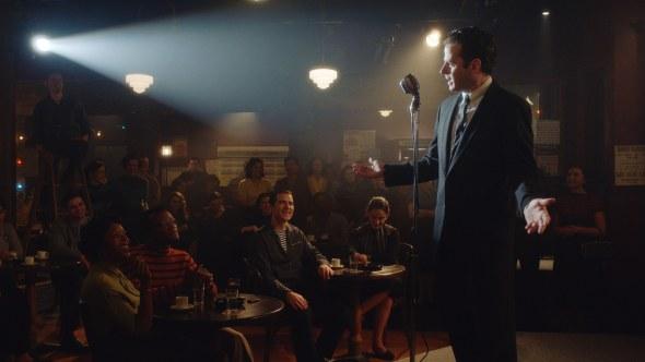 Luke Kirby as Lenny Bruce