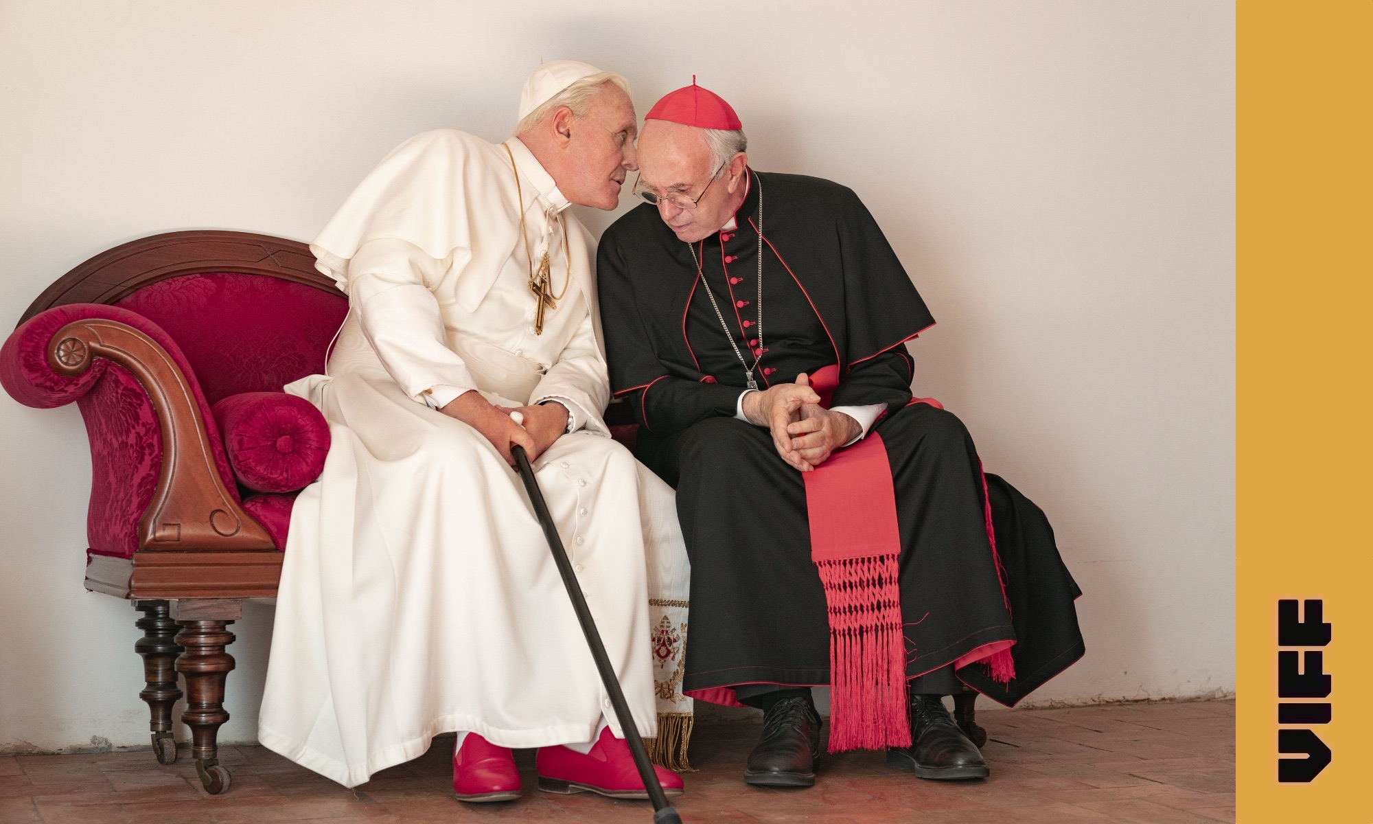 The Two Popes / VIFF 2019