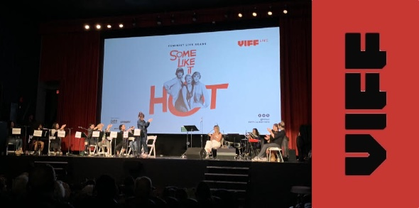 Feminist Live Reads: Some Like It Hot / VIFF 2019