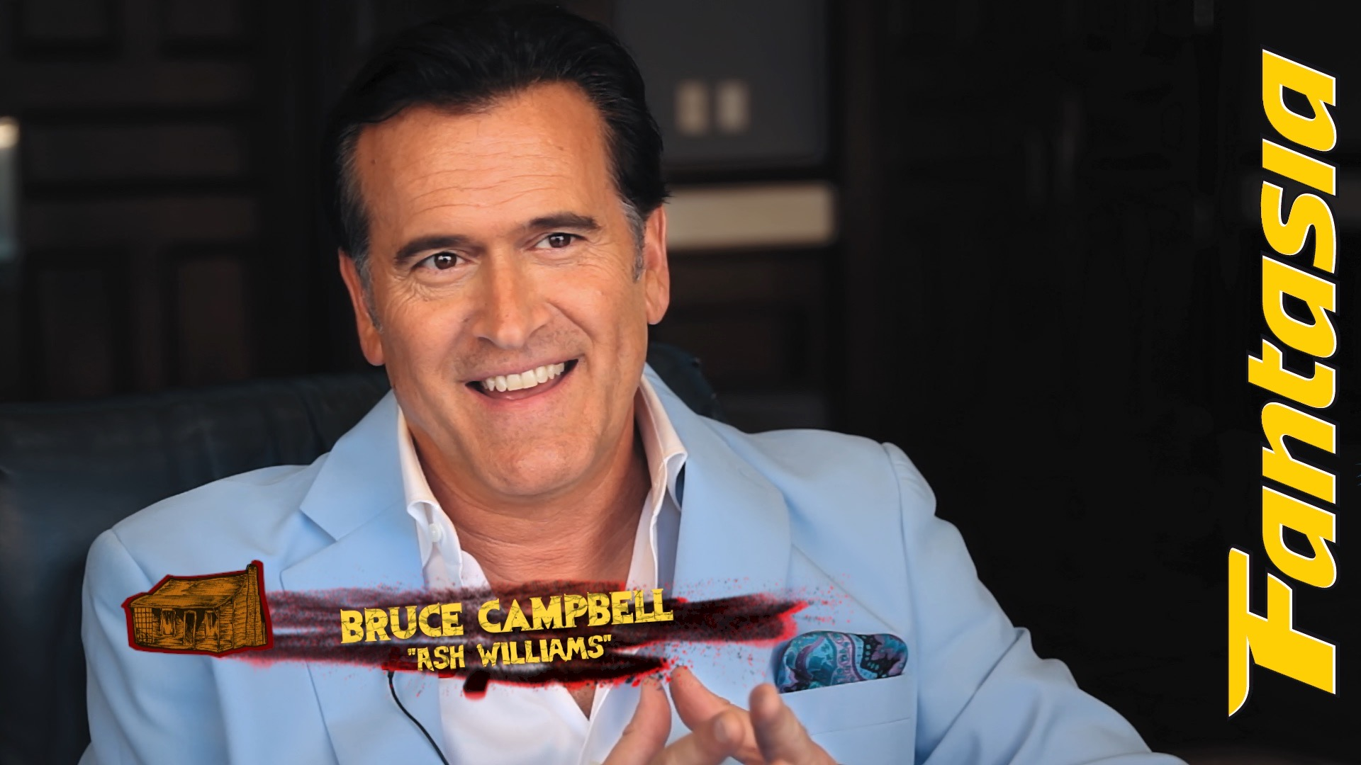 Hail to the Deadites / Bruce Campbell